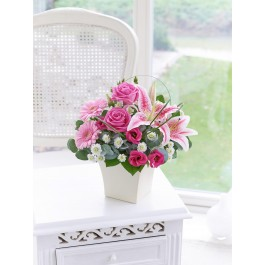 Pink Exquisite Arrangement, GB#500516.Pink Exquisite Arrangement