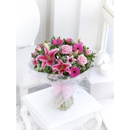 Baby Girl Hand Tied, GB#500564.Baby Girl Hand Tied