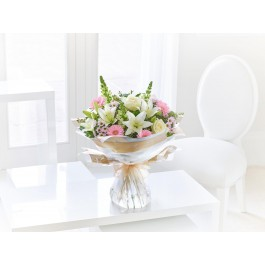 LARGE PURE ELEGANCE HAND-TIED, LARGE PURE ELEGANCE HAND-TIED
