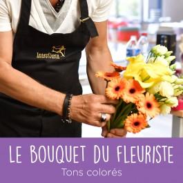 Bouquet du fleuriste Multicolore, Bouquet du fleuriste Multicolore