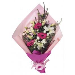 Ramo de flores cortadas, GR#16116 Ramo de flores cortadas