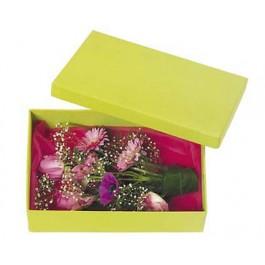 Small Box with Flowers, GR#16118 Small Box with Flowers