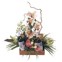 Flowers & Wines, GR#16902 Flowers & Wines
