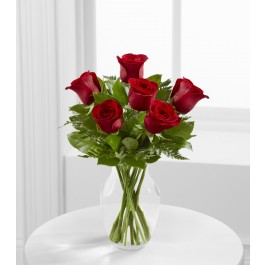 E4-4822 The Simply Enchanting™ Rose Bouquet by FTD® - VASE I, E4-4822 The Simply Enchanting™ Rose Bouquet by FTD® - VASE I