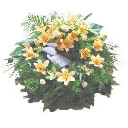 Corona fúnebre, HU#1708 Corona fúnebre