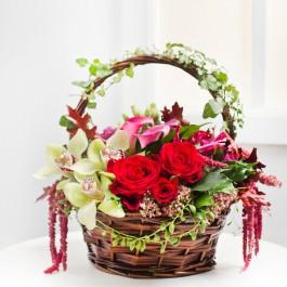 Csodálatos virágkosár , Csodálatos virágkosár