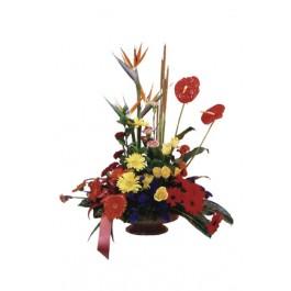 Arreglo de flores mixtas, ID#2003 Arreglo de flores mixtas
