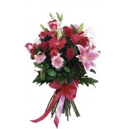 Ramo de flores variadas, ID#2004 Ramo de flores variadas