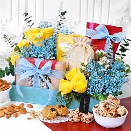 Healthy Luxe Gift Hamper, Healthy Luxe Gift Hamper