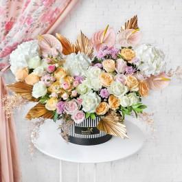Cascading Floral Love, Cascading Floral Love