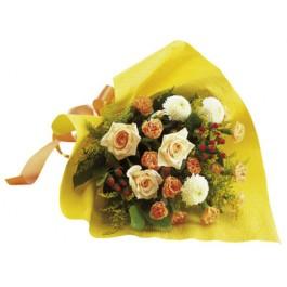 Ramo de flores variadas, JP#FTD2123 Ramo de flores variadas
