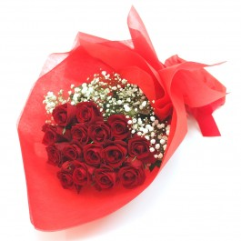 Valentine Red bouquet, Valentine Red bouquet