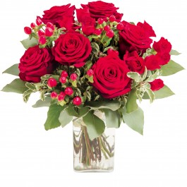 """Bouquet of red roses """"Evita"""" , Bouquet of red roses"""