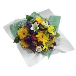 Ramo de flores variadas, KH#4901 Ramo de flores variadas