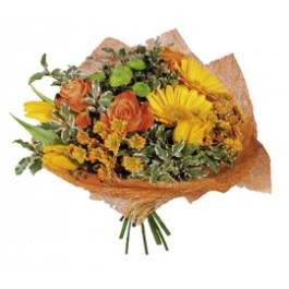 "Bouquet ""Orange Mood"", KZ#3302 Bouquet"
