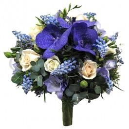 """Bouquet """"Blue-Eyed Girl"""", KZ#I080 Bouquet"""