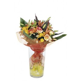 Ramo de flores de temporada, LB#1404 Ramo de flores de temporada