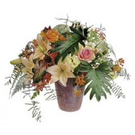 Ramo de flores mixtas, LI#3805 Ramo de flores mixtas