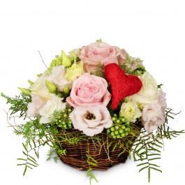 A Basket Filled with Love, A Basket Filled with Love