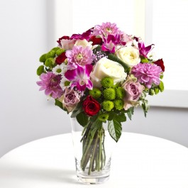 Romantic bouquet, LT#EE306 Romantic bouquet