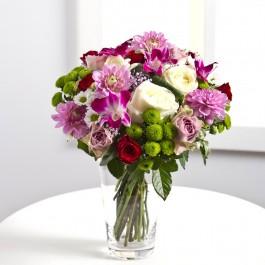 Romantic bouquet, LT#EE306 Romantic bouquet