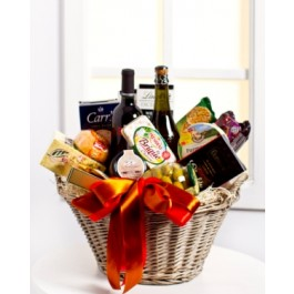 Luxurious Gourmet Gift Basket, LV#EE902 Luxurious Gourmet Gift Basket