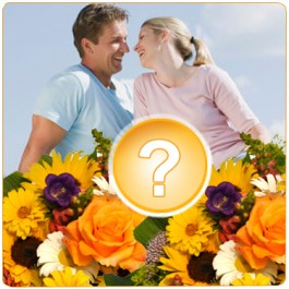Ramo de flor abigarrado, MD#MCF4 Ramo de flor abigarrado