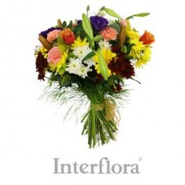 Ramo de flores variadas, MW#BU04 Ramo de flores variadas
