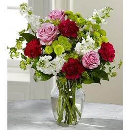 El Ramo de FTD® Abrazo Floral™ , El Ramo de FTD® Abrazo Floral™