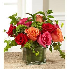 El Ramo de Rosas de FTD® Vida de Opulencia™ , El Ramo de Rosas de FTD® Vida de Opulencia™