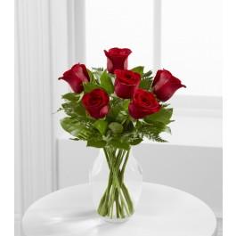 El Ramo de Rosas de FTD® Simplemente Encantador™, El Ramo de Rosas de FTD® Simplemente Encantador™