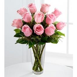 El Ramo de Rosas Rosadas de FTD® , El Ramo de Rosas Rosadas de FTD®