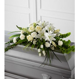 S8-4451 The FTD® Resurrection™ Casket Spray, S8-4451 The FTD® Resurrection™ Casket Spray