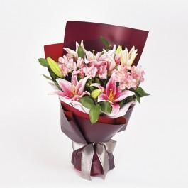 Lilies in Bloom, Lilies in Bloom