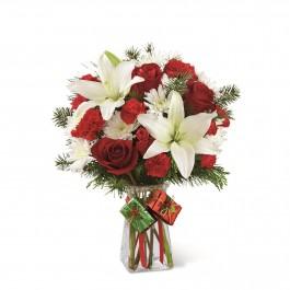 Joyous Holiday Bouquet, Joyous Holiday Bouquet