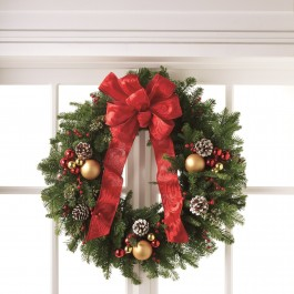 Winter Wonders Wreath, Winter Wonders Wreath