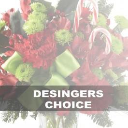 Holiday Florist Designed Bouquet - Large, Holiday Florist Designed Bouquet - Large