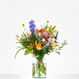 Bouquet: Floral opulence; excl. vase, Bouquet: Floral opulence; excl. vase