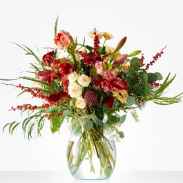 Christmas bouquet : Loving Christmas, Christmas bouquet : Loving Christmas