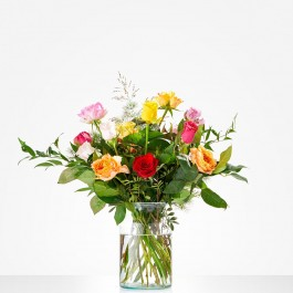 Bouquet: A Rose for you; excl. vase, Bouquet: A Rose for you; excl. vase