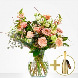 Combi Bouquet: Stylish; including Bottega fot € 33, Combi Bouquet: Stylish; including Bottega fot € 33
