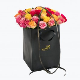 30 Colorful roses, 30 Colorful roses