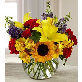 D4-5199 The FTD® All For You™ Bouquet, D4-5199 The FTD® All For You™ Bouquet