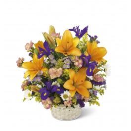 Natural Wonders Bouquet, PH#C12-3434 Natural Wonders Bouquet