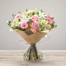 FLORIST CHOICE BOUQUET OF SEASONAL FLOWERS, FLORIST CHOICE BOUQUET OF SEASONAL FLOWERS
