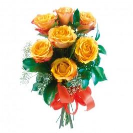 Kwiaty - 7 róż, PL#1107 Kwiaty - 7 róż