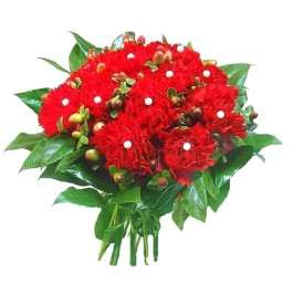 Kwiaty - goździki, PL#1221 Kwiaty - goździki