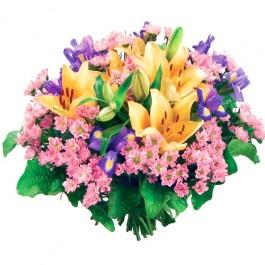 Kwiaty Dzień Dobry, PL#1601 Kwiaty Dzień Dobry
