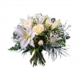 White Flower Arrangement, White Flower Arrangement