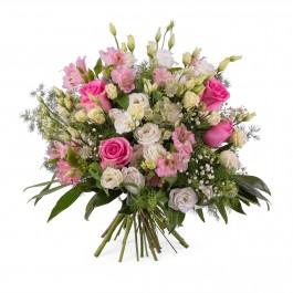 Mixed romantic bouquet, Mixed romantic bouquet